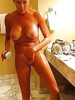 Hot mature women playing with their vagina